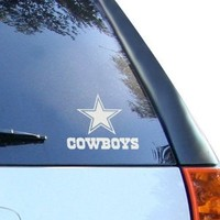Dallas Cowboys NFL Window Graphic Pack