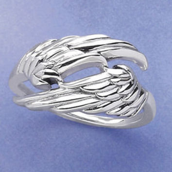 Angel Wings Ring                                   - New Age & Spiritual Gifts at Pyramid Collection