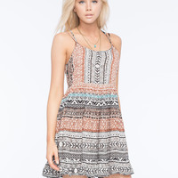 PATRONS OF PEACE Strappy Babydoll Dress | Patrons of Peace