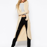 Noisy May Longline Lightweight Cardigan