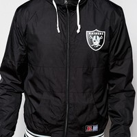 Majestic | Majestic Raiders Jacket at ASOS