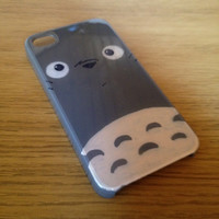 My Neighbour Totoro Hand Crafted Custom iPhone 4 - 4s Case/Cover
