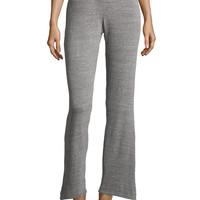 Cosi Heathered Lounge Pants, Size: