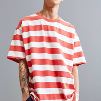 UO Dillon Stripe Tee | Urban Outfitters