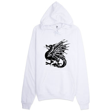 Mythical Beast Monster Hoodie