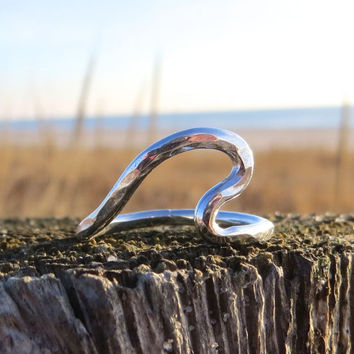 Endless Summer Ocean Wave Ring by Wave of Life