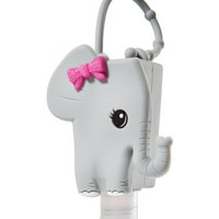 Gray Elephant PocketBac Holder   - Bath & Body Works   - Bath & Body Works