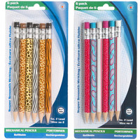 Bulk Jot Fashion Mechanical Pencils, 6-ct. Packs at DollarTree.com