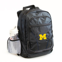 Michigan Wolverines NCAA 2-Strap Stealth Backpack
