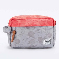 Herschel Supply co. Chapter Wash Bag in Grey and Red - Urban Outfitters