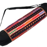 Yoga Mat Bag: Akha Hilltribe