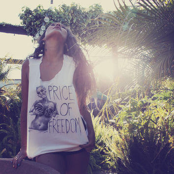 Price Of Freedom Tank