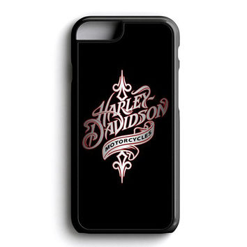 Harley Davidson Motorcycles iPhone 6 Case