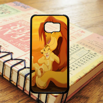 Disney The Lion King Samsung Galaxy S6 Case