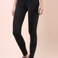 Strut-This McGuire Highwaist Lace Up Leggings