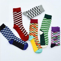 Mens Cotton Socks  2pairs/lot