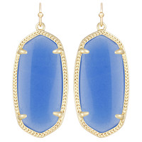 Kendra Scott Elle Earrings - Periwinkle