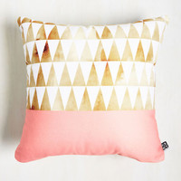 Point Taken Pillow | Mod Retro Vintage Decor Accessories | ModCloth.com
