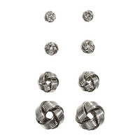 H&M 4 Pairs Earrings $2.95