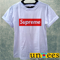 Supreme Women T Shirt