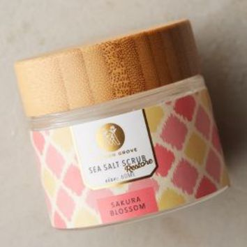 Mission Grove Sea Salt Scrub