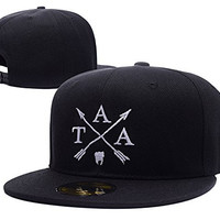 XINMEN The Amity Affliction Logo Transparent Logo Adjustable Snapback Embroidery Hats Caps