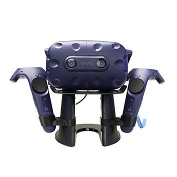 Generic VR Stand,VR Headset Display Holder for HTC Vive Headset or HTC Vive Pro Headset