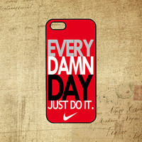 just do it,iphone 4 case,iphone 4S case,iphone 5 case,Blackberry Q10,Z10, nike,Samsung S3 case,S4 case,note 2 case,iPod 4,iPod 5 case