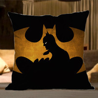 Batman Superhero Pillow Case, Pillow Cover