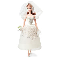 Barbie Fashion Model Collection Wedding Gown Barbie Doll