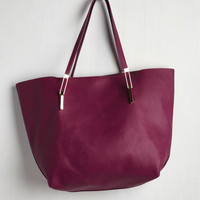 Minimal Tote of Confidence Bag by ModCloth