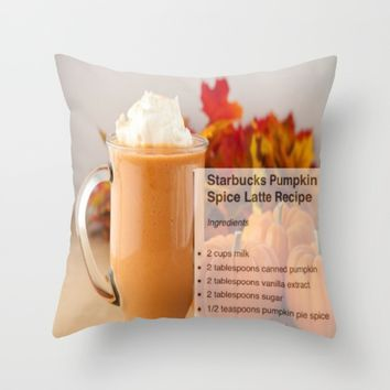 PSL  Throw Pillow by Jessica Ivy