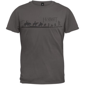 The Hobbit - Marching Soft T-Shirt