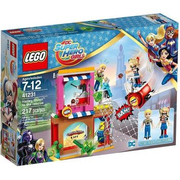 LEGO 41231 DC Super Hero Girls Harley Quinn to the Rescue