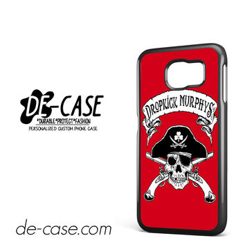Dropkick Murphys Red Pirate DEAL-3734 Samsung Phonecase Cover For Samsung Galaxy S6 / S6 Edge / S6 Edge Plus