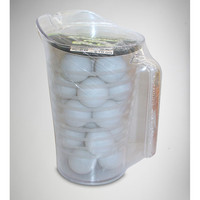 Beer Pong Glow in the Dark Pitcher and 24 Balls