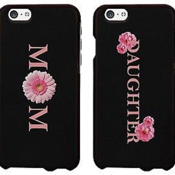Mom and Daughter Phone Cases iphone 4 5 5C 6 6+, Galaxy S3 S4 S5, HTC M8, LG G3