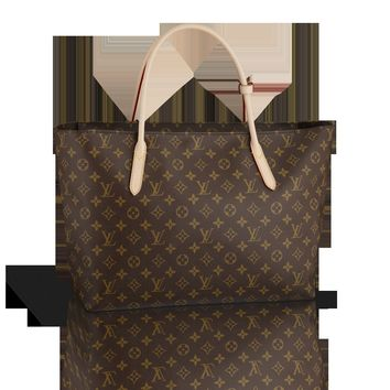 Louis Vuitton Raspail MM MONOGRAM Shoulder bags and totes
