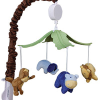 Decorative Jungle 123 Musical Mobile Play Toy