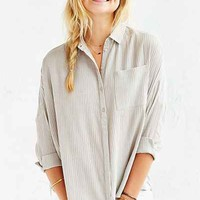 Ecote Weekend Button-Down Shirt - Urban Outfitters