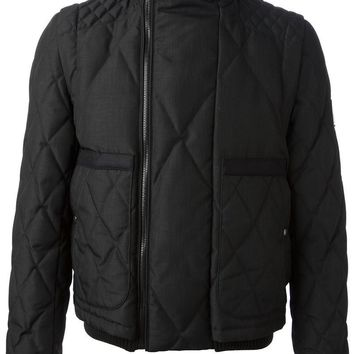 Moncler Gamme Bleu quilted padded jacket