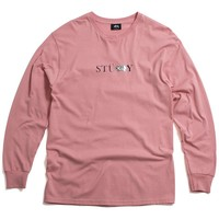 Prism Dice Longsleeve T-Shirt Dusty Rose