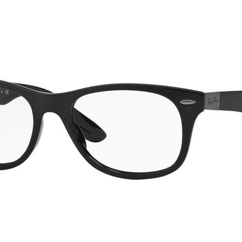 Ray-Ban RX7032 5206 52mm Black Eyeglasses