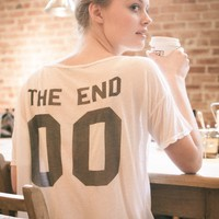 ASHLEY THE END 00 TOP
