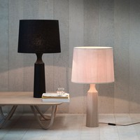 Derome Column Table Lamp | In Stock