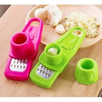 Demarkt Kitchen Tools Grater Cocina Cooking Tools Multi-functional Grinding the Garlic Ginger [8045584455]