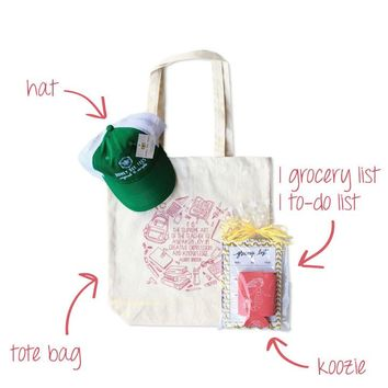 Teacher Tote Gift Set