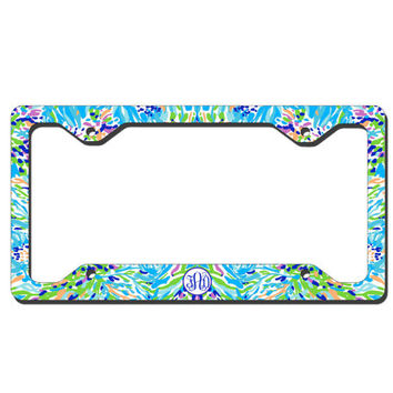 Shop Lilly Pulitzer License Plate on Wanelo