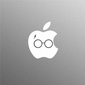 Harry Potter style Decal Sticker for 13 15 17 inch Apple MacBook/Pro/Air Laptop