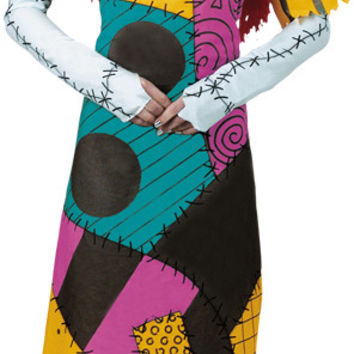 women's costume: sally nightmare before xmas